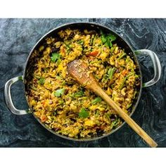 Riz Sauté Thaï à La Mangue [Vegan] Battle Food #41   Cooking In June