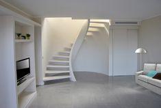 Spiral Staircase, Staircases, Ideas Para, Cool Designs, Villa, Stairs, Loft, House Design, Interior Design
