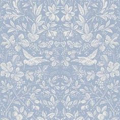 This Sandberg Penelope wallpaper is a timeless wallpaper. It has an old medallion pattern with a 19th century feel. Although the pattern has a lot of small details, it feels very calm.