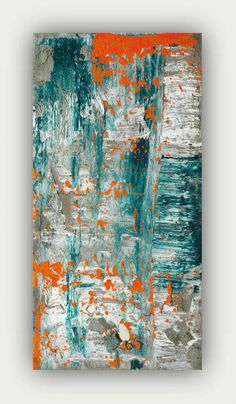 Canvas art abstract painting large wall art by studioARTificial