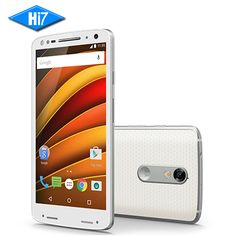 Original Motorola MOTO X Force XT1581 Mobile Phone 2560X1440 Snapdragon Octa Core RAM 3G ROM 64G ROM 5.4 inch 4G Android 5.1.1