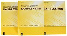 Kant-Lexikon / herausgegeben von Marcus Willaschek [et al.].  Editorial:Berlin/Boston : De Gruyter, [2015]  Descripción física:3 vol. ; 25 cm.  Notas:Contiene: Bd 1: A priori / A posteriori-Gymnastik -- Bd. 2 Habitus-Rührung -- Bd. 3: Sache-Zyniker, Zynismus  http://absysnetweb.bbtk.ull.es/cgi-bin/abnetopac01?TITN=558216