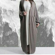 Abaya by: @noorthelabel
