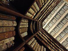 Borromini's San Carlino Library
