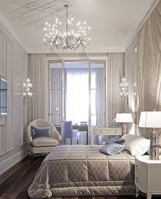 Mid century modern bedroom set design ideas you ll love – Artofit Master Bedroom Interior, Home Interior, Home Decor Bedroom, Modern Bedroom, Interior Design, Beautiful Bedroom Designs, Beautiful Bedrooms, Suites, Home And Deco