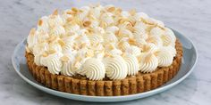 Bake With Anna Olson TV Show recipes on Food Network Canada; your exclusive source for the latest Bake With Anna Olson recipes and cooking guides. Digestive Cookies, Digestive Biscuits, Banana Recipes, Pie Recipes, Dessert Recipes, Banoffee Pie, Sweet Pie, Sweet Tarts, Desserts Ostern