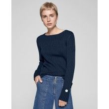 Button Cuff Jumper