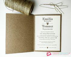 oryginalne zaproszenia na ślub najlepsze zaproszenia