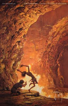 AT THE CRACKS OF DOOM BY TED NASMITH