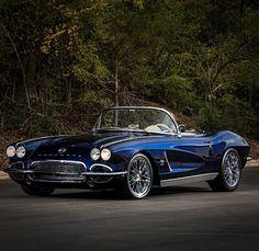 1962 Chevrolet Corvette Custom