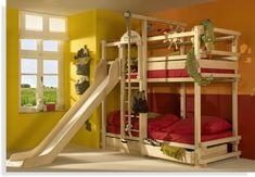 Hochbett mit rutsche selber bauen  Rutsche LONG ISLAND | Kinderzimmer | Pinterest | Long Island und Inseln