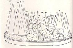 Saikei: Creating a Planting with a Deep Ravine | Bonsai Bark
