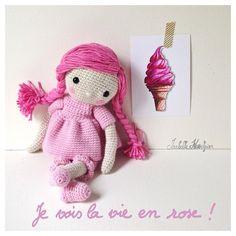 #mapoupéeaucrochet #isabellekessedjian