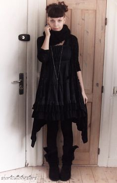 """@shortcuttothestars Dress: Angelic Pretty's Loire JSK (bought second hand ofc)