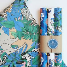 Wrap your presents beautifully and well with our range of unique gift wrap.  Shop: http://au.shop.elementeden.com/p/womens/accessories/other/gift-paper?style=234661&clr=FLO