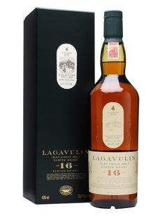 My favourite whisky! The Islay representative in the 'Classic Malts' series is a deep, dry and exceptionally peaty bruiser.  Probably the most pungent of all Islay malts, Lagavulin is not for the faint-hearted but insp...