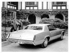 1967 Cadillac Eldorado press release photo