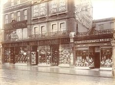 George Pratt & Co. The main Pratts department store was the largest shop in Streatham, situated opposite this building in purpose built premises called Eldon House from Photo Uk History, London History, British History, Local History, American History, London Pictures, Old Pictures, Old Photos, Vintage Photos
