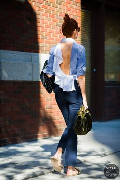 Back-Baring Tops That Turn Heads