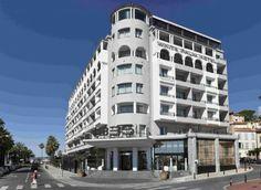 Radisson Blu 1835 Cannes - Façade de l'établissement.