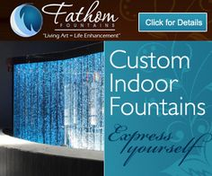 Adding an Indoor Waterfall to Your Home | DoItYourself.com