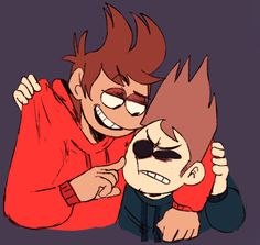 """Classic stupid Tom""Eddsworld 