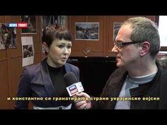 ДНР и ЛНР благодарны жителям Сербии за поддержку, - Анна Тув - YouTube