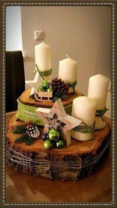 Fotogaléria - Najkrajšie vianočné adventné vence, ktoré nestoja takmer nič. Inšpirujte sa tento rok aj vy, výber je naozaj bohatý!