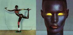 Grace Jones Photography by Jean-Paul Goude
