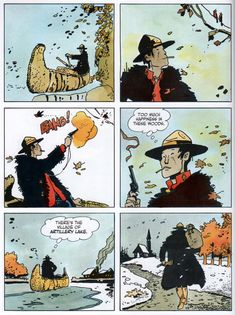Cool Comic Book Pages: Hugo Pratt - Jesuit Joe Comic Book Pages, Comic Page, Comic Books, Georges Wolinski, Hugo Pratt, Comic Layout, Book Creator, Pulp Fiction Art, Fable