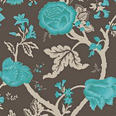 Blue Mountain Metallic Strippable Non-Woven Paper Prepasted Wallpaper