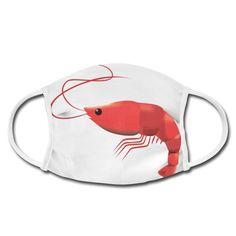 Geschenke Shop   Garnele Meeresfrüchte Skampi - Gesichtsmaske Hats, Facial Masks, Shrimp, Hat, Hipster Hat