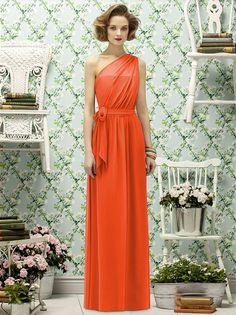 Lela Rose Style LR188 http://www.dessy.com/dresses/bridesmaid/lr188/?color=firecracker&colorid=894#.UtqokrAo6P-