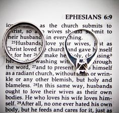Ephesians 5:25 Ring Shot | Wedding Photography to Inspire