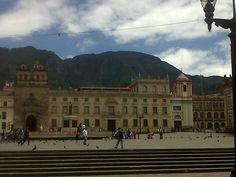 Capilla del Sagrario y Palacio Arzobispal de Bogotá.