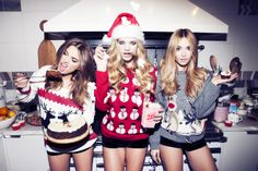 Christmas time at Missguided #FestiveJumpers #Christmas #missguidedAW14