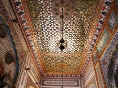 Bhong Masjid mosque, Raheem Yar Khan district, Punjab, Pakistan