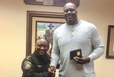 "#Shaquille #O""Neal eyes #sheriff bid..."