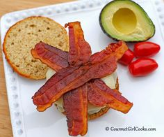 Gourmet Girl Cooks: Bacon Double Cheeseburgers a/k/a Grain-Free Baconators