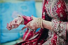 Bridal Mehendi is important traditional culture in  Indian,