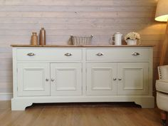 Pine Sideboard | Shabby Chic Sideboard | Farmhouse Furnishings