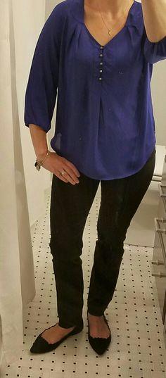 Stitch Fix top and pants