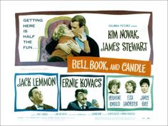 Nov 25, 2007 The names Jimmy Stewart and Kim Novak, and the year 1958, will always BELL BOOK AND CANDLE started out life. Description from ejacuv.blor.ir. I searched for this on bing.com/images