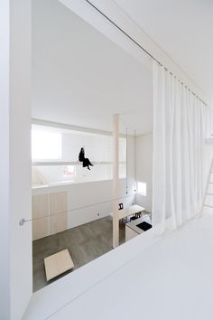 The House of Trough in Shikaoi, Hokkaido in Japan by Jun Igarashi Architects    what she has found.
