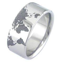 Ring of the world - this is a ring I can get behind!
