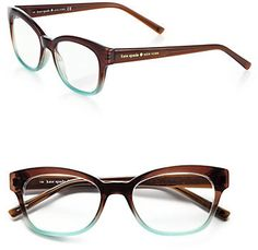 Kate Spade New York Amilia 50MM Square Optical Glasses
