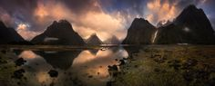 Spot Me! Milford Sound, New Zealand by Patrick Marson Ong on 500px
