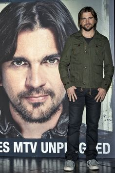 "Colombian singer Juanes presents his new album ""Juanes MTV Unplugged"" at Circulo de Bellas Artes on May 8, 2012 in Madrid, Spain."