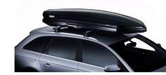 Suksiboksi Dynamic M, Thule - Kaareva ja madallettu pohja takaa täydellisen istuvuuden auton katolle. Power-Click-pikakiinnitysjärjestelmä valmiiksi asennettuna (sisältää vääntömomenttimittarin). Skibox. Virtasenkauppa - Verkkokauppa.