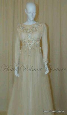 Wedding Dress. By Malaysian designer Hatta Dolmat